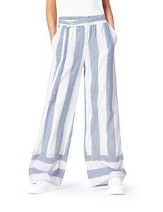 Amazon Find - Pantalone in Lino a Palazzo