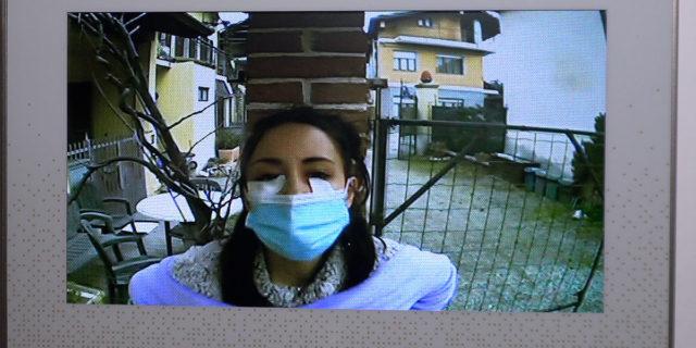 Cosa succederebbe se potessi parlare con la te stessa prima del virus?