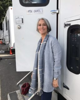 Carol Potter, così diversa dalla 'mamma di Beverly Hills' che portò in scena