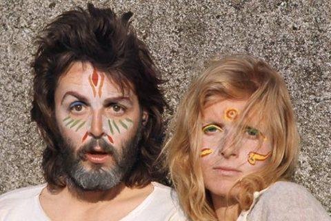 Linda McCartney, essere (decisamente) molto di più della moglie di un Beatles