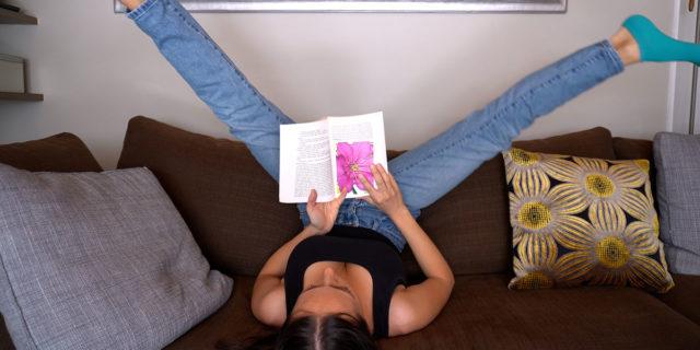Solo chi ama follemente i libri e la lettura può capire davvero