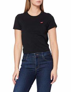 Levi's - T shirt nera