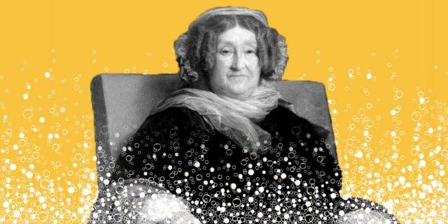 Veuve Clicquot, la vedova dello champagne che l'essere donna non ha fermato