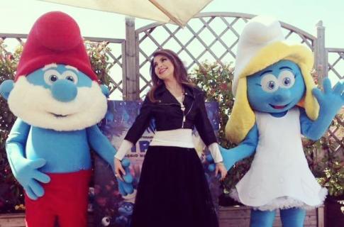 Cristina D'Avena, non solo la voce delle sigle dei cartoni animati