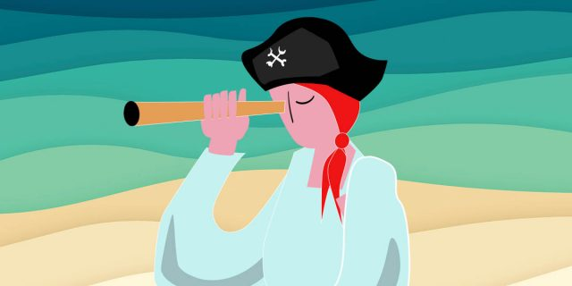 Grace O'Malley, un matrimonio combinato, tre figli e poi... la vita da pirata