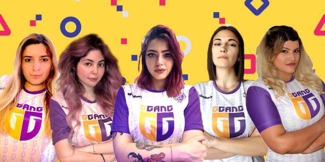 Talento VS Stereotipi: 5 gamer italiane per il 1° team di McDelivery GGang