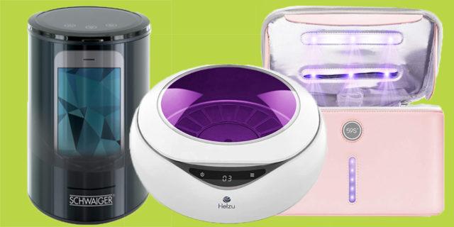 10 sterilizzatori per smartphone, chiavi e altri oggetti sporchi che mai laviamo