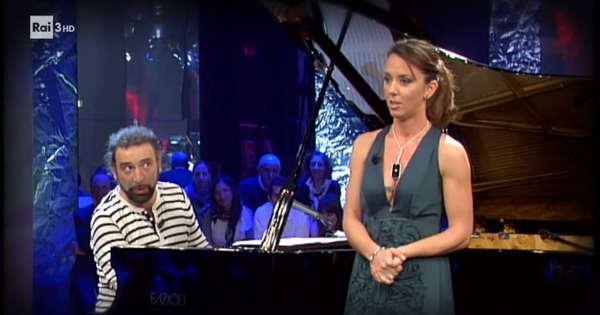 Caterina Guzzanti, la comica geniale che non ride mai