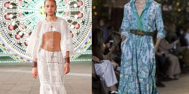 Cinture per abiti: la storia, i modelli e le novità in passerella