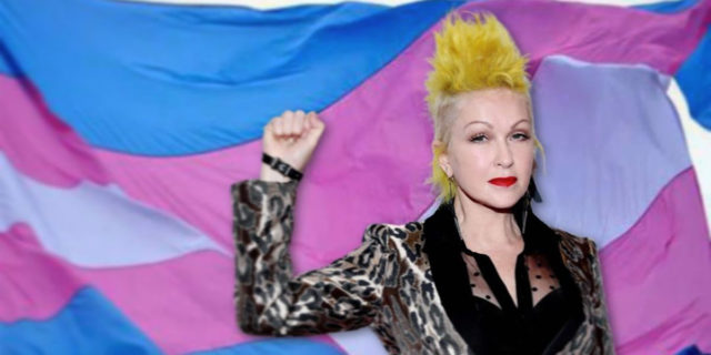 Cyndi Lauper e i diritti di TUTTE le donne