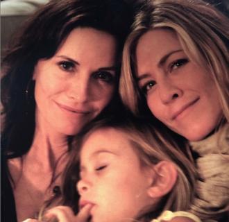Courteney Cox e la figlia Coco Arquette, essere madre di un'adolescente