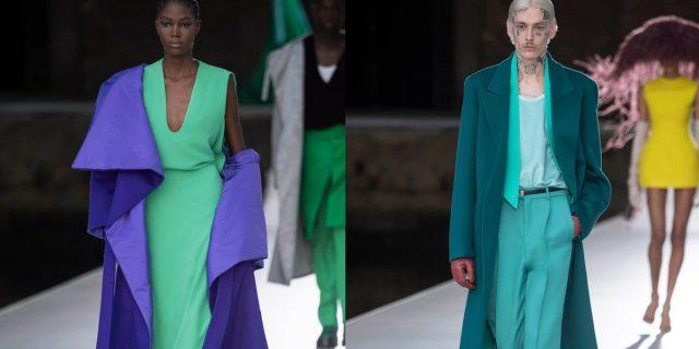 Verde tiffany: il colore iconico secondo l'armocromia e in 10 outfit genderfluid