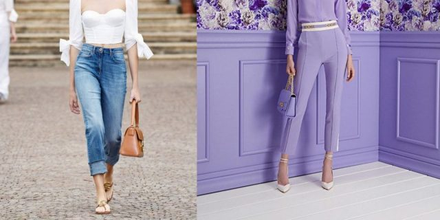Pantaloni capri, idee e consigli su come indossarli