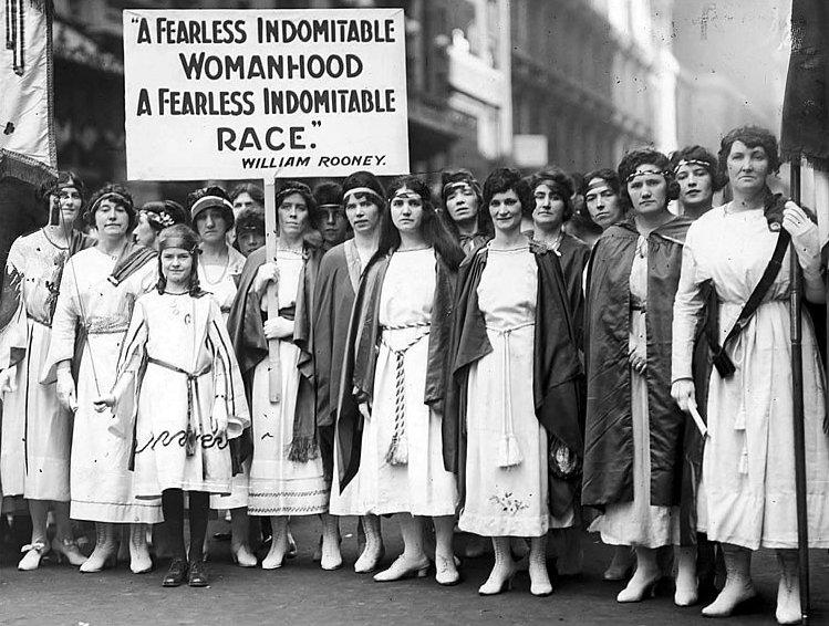 suffragette rossetto