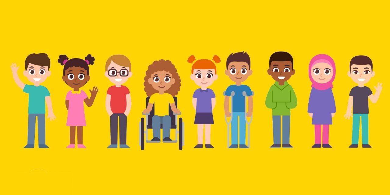 """I 4 fondamentali per far """"crescere pari"""" bambini e bambine"""