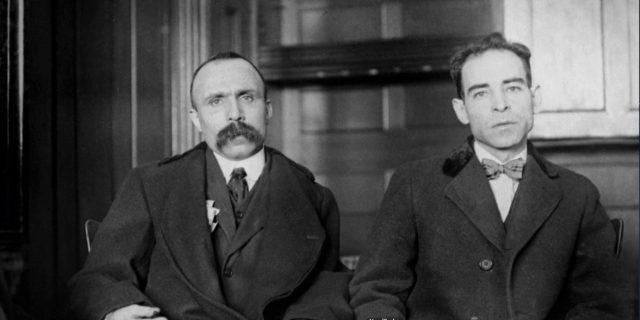 La condanna a morte di Sacco e Vanzetti e quelle parole prima di morire