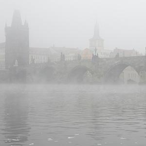 Città nebbiosa