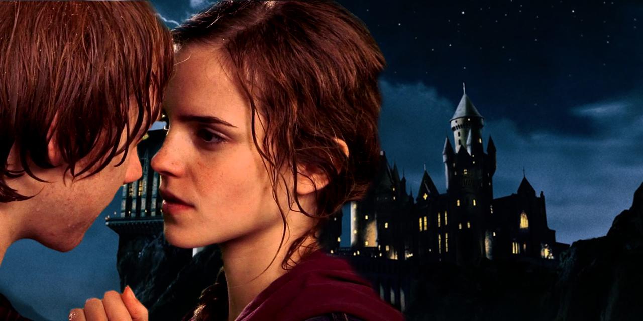 Che coppia sareste nel mondo di Harry Potter?