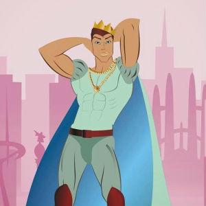 Il principe azzurro... (magari vestito di un altro colore, però)