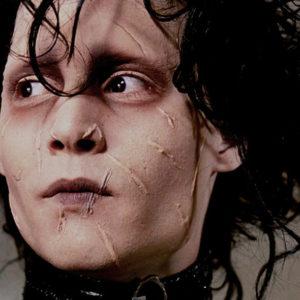 A quale personaggio reale è ispirato Edward mani di forbice?