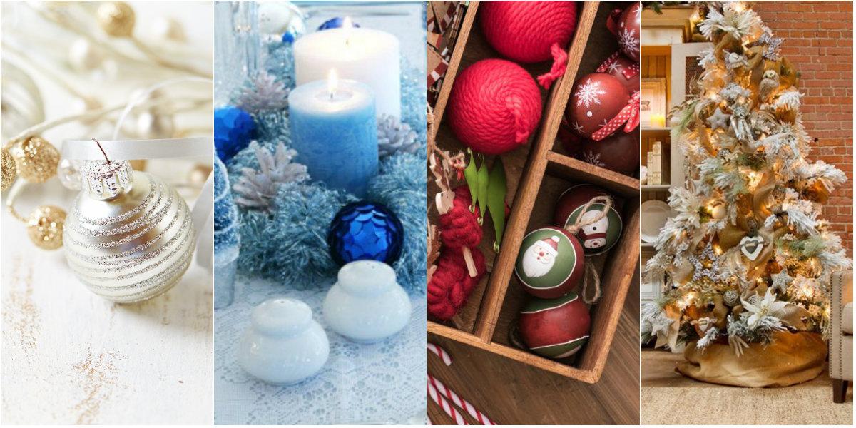Dimmi che decorazioni di Natale scegli e ti dirò chi sei