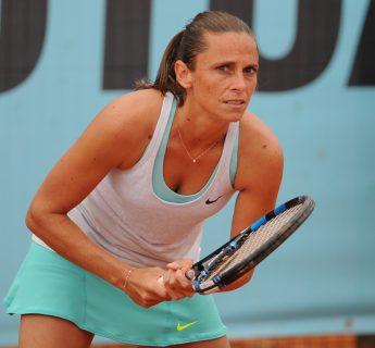 Tennis, Roberta Vinci annuncia l'addio: ultimo torneo a Roma