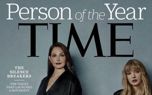 Il Time incorona le donne che denunciano molestie come persona dell'anno 2017