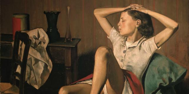 """""""Promuove la pedofilia"""": perché il MET non deve ritirare il quadro di Balthus"""