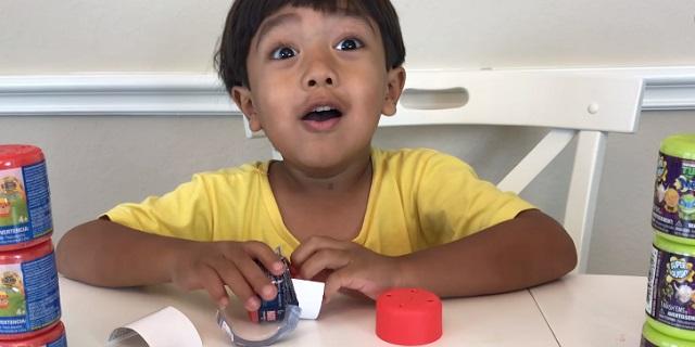 Ryan, a 6 anni è diventato milionario testando giocattoli su YouTube