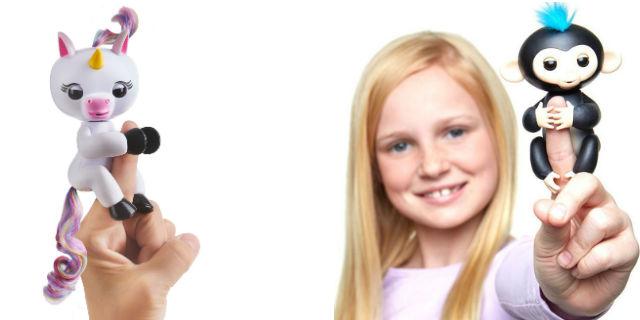 Che cos'è il Fingerlings, il giocattolo più ambito di Natale, sold out in America