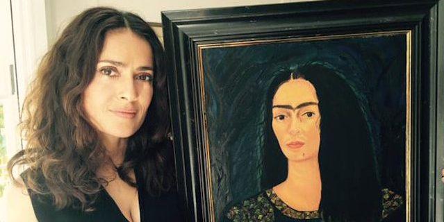 Salma Hayek denuncia le molestie di Weinstein durante produzione di Frida