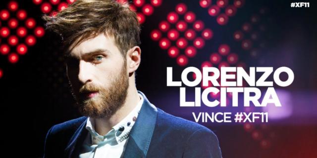 Lorenzo Licitra è il vincitore di X Factor 11