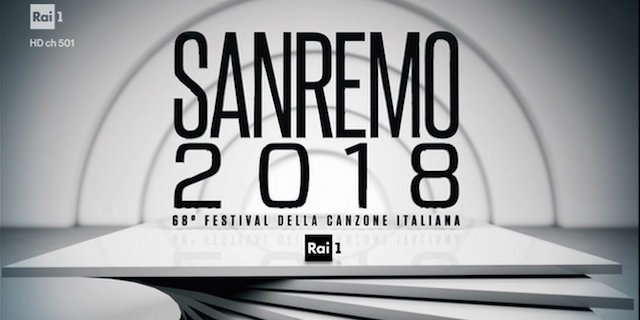 Festival di Sanremo 2018: tutti i cantanti in gara