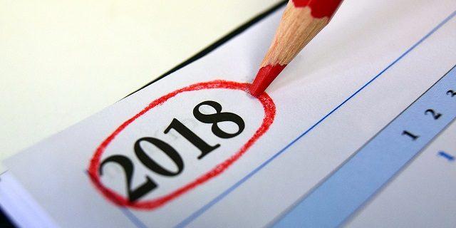 Il 2018 sarà un anno con pochi ponti e giorni di vacanza: il calendario delle festività
