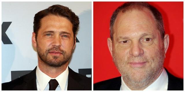"Jason Priestley, il Brandon di Beverly Hills: ""presi a cazzotti Weinstein"""