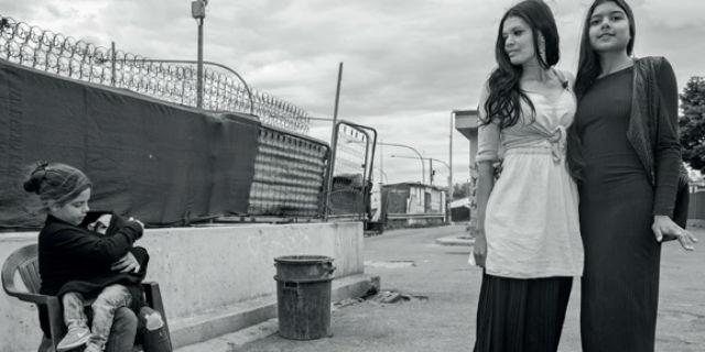 Spose bambine: nelle baraccopoli di Roma una ragazza su due è moglie entro i 17 anni