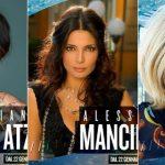 Isola dei famosi 2018: Rinaldi, Mancini e Atzei le prime concorrenti ufficiali