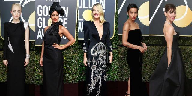 Golden Globe Awards 2018: l'edizione più femminile di sempre, tutti i vincitori