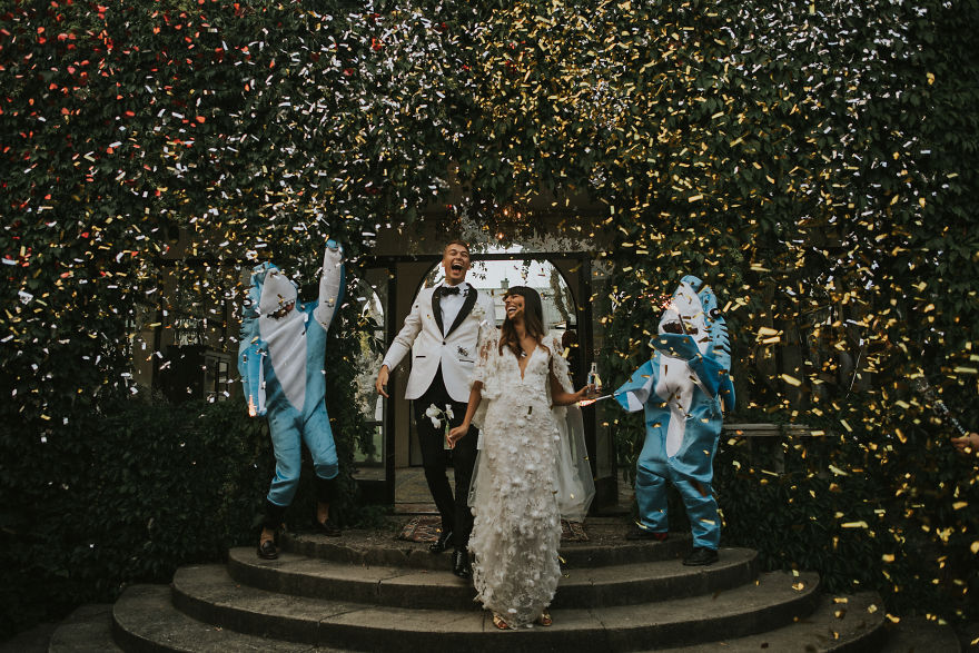 La più bella foto di matrimonio del 2017 e le altre 49 vincitrici