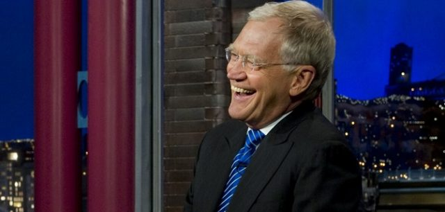 Il ritorno di David Letterman in una serie tv su Netflix