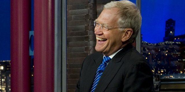 Il ritorno di David Letterman in una serie tv su Netflix