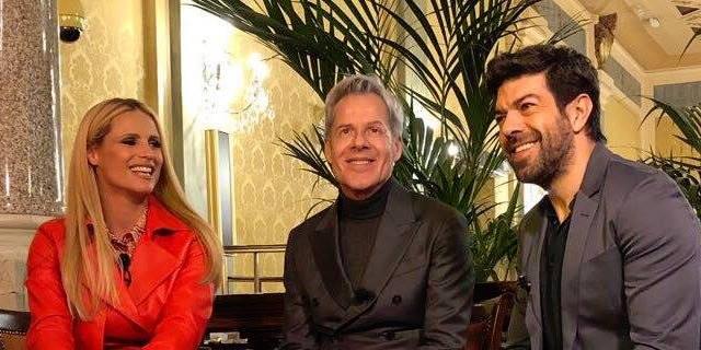 Festival di Sanremo 2018: Favino e Hunziker con Baglioni, tutte le novità