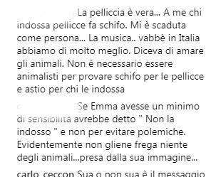 Gli insulti a Emma e Chiara Ferragni, costrette a difendersi
