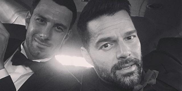 Ricky Martin si è sposato con Jwan Yosef