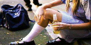 giovani, alcol e fumo