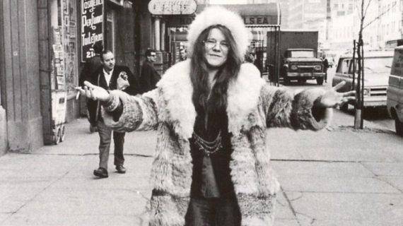 """""""Fare sesso con lei era feroce"""": Janis Joplin nei racconti dei suoi amanti"""