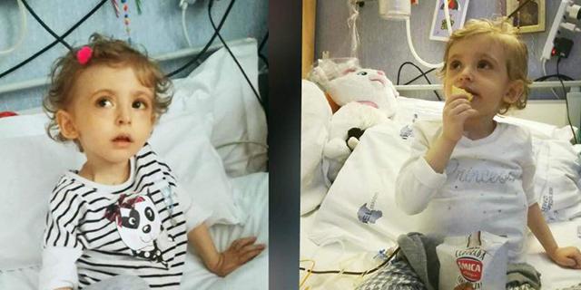 #salviamoElisa, c'è il donatore di midollo: è compatibile al 90%