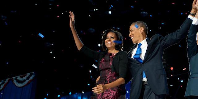La dolce dedica di Barack Obama per il compleanno di Michelle
