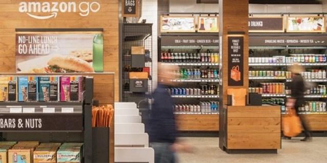 Amazon Go: il supermercato senza casse e cassieri