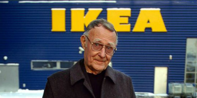 Morto Ingvar Kamprad, il fondatore di Ikea che amava la semplicità